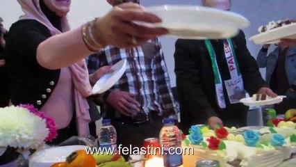 تم بعون الله افتتاح المقر الجديد لفرقة كروب الأمير للفلكلور والتراث الشعبي الفلسطيني فيديو2