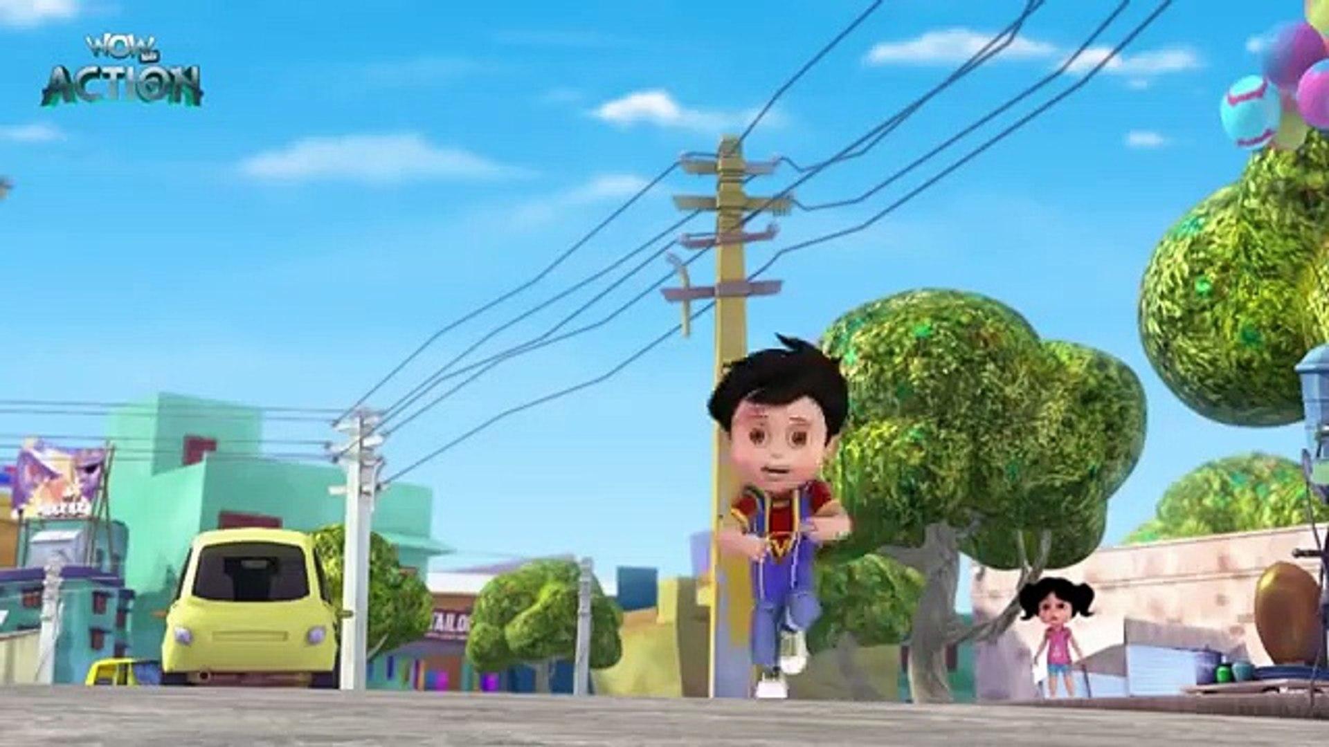VIR THE ROBOT BOY - Animated Series For Kids - #30
