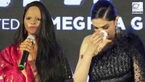 Laxmi Agarwal's EMOTIONAL Interview On Film Chhappak | Deepika Padukone
