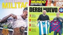 La presse madrilène célèbre les 4 ans de Zidane au Real, Ole Gunnar Solskjaer dézingue Robin van Persie