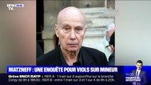 Affaire Gabriel Matzeff: le parquet de Paris a ouvert une enquête préliminaire pour viols sur mineurs de moins de 15 ans