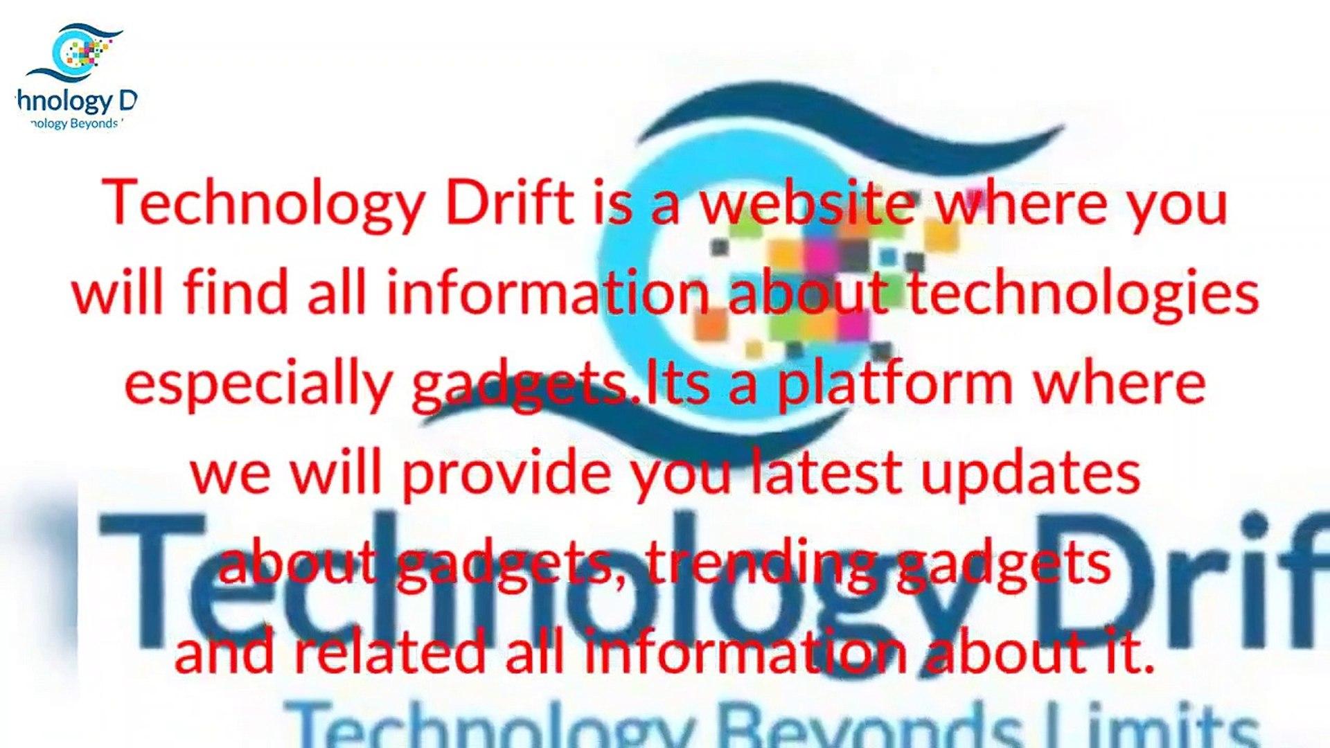 Technology Drift