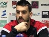 """Pato Fernandez : """"On aura besoin de discipline et d'une bonne défense"""""""