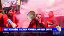 Retraites: les syndicats appellent à deux journées de mobilisation les 9 et 11 janvier