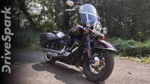 Harley-Davidson Heritage Classic Review: Design, Engine Specs, Key Features & Performance