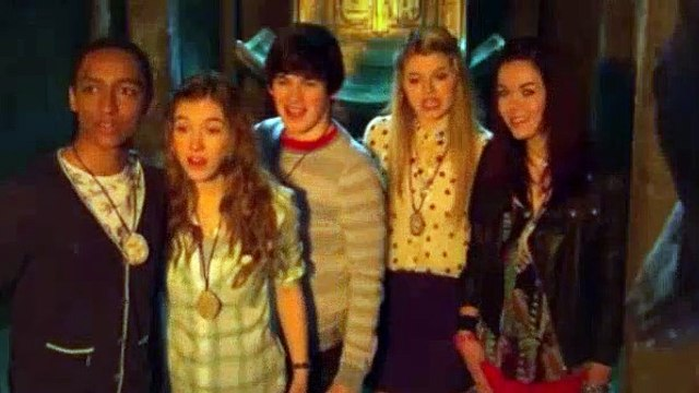 House Of Anubis Season 2 Episode 77,78 House Of Dreams & House Of Pitfalls
