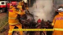 Incendies en Australie : la situation se détériore de jour en jour