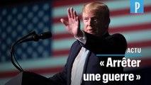 Mort de Soleimani : « Nous avons agi pour arrêter une guerre » affirme Trump