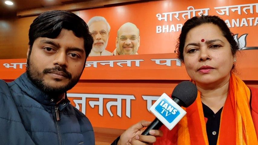 BJP MP Meenakshi Lekhi On attack of Pakistan Gurudwara