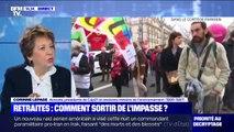 """Corinne Lepage (CAP21): """"La stratégie du pourrissement jouée par le gouvernement ne marche pas"""""""