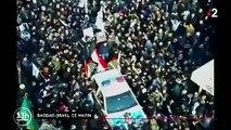 Qassem Soleimani:des funérailles sous haute tension à Bagdad