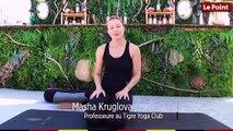 Les essentiels du yoga #16 - la posture de l'aigle