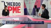 Benjamin Rozière (Ov Corporation) : Ov Corporation accompagne les entreprises dans leur transition numérique - 04/01