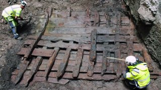 16th-Century Shipwreck Discovered In Stockholm
