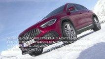Das Wichtigste auf einen Blick - Neuer Mercedes-Benz GLA - mehr Charakter, mehr Platz, mehr Sicherheit