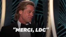 """Brad Pitt, lui, aurait sauvé Jack dans """"Titanic"""""""
