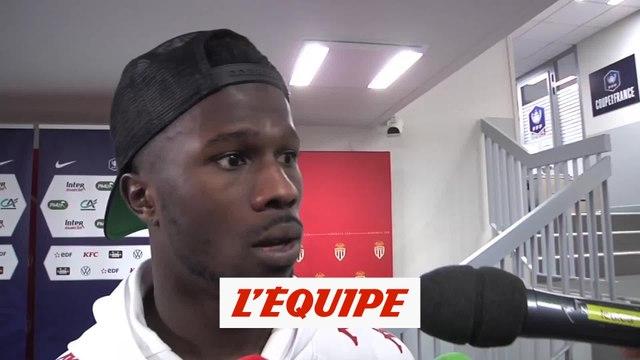 Baldé «On a bien compris les idées du coach» - Foot - Coupe - Monaco