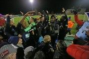 Le stade Serzian explose de joie après la qualification de l'ASM Belfort en Coupe de France