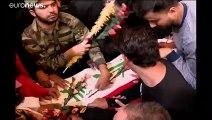 Funérailles du Général Soleimani à Bagdad : des milliers de personnes scandent des slogans anti-USA
