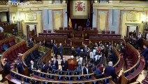 Espagne : débat tendu au Parlement, Pedro Sanchez défend la reprise du dialogue en Catalogne