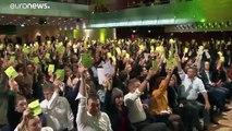 Autriche : les écologistes donnent leur feu vert pour gouverner avec Sebastian Kurz