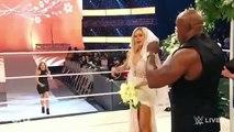 WWE Monday Night Raw - Bobby Lashley & Lana Wedding Destroyed By Rusev - 30 December 2019
