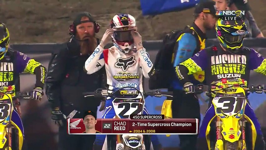 2020 Supercross 450 Main Event