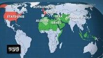 """ Global: 2006/heute - TERRORISMUS... Lokal oder Global?"" - Mit offenen Karten | WOLPERT undercover."