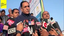 Gujarat CM Vijay Rupani Walks Off When Asked About Infant Deaths in Rajkot and Ahmedabad