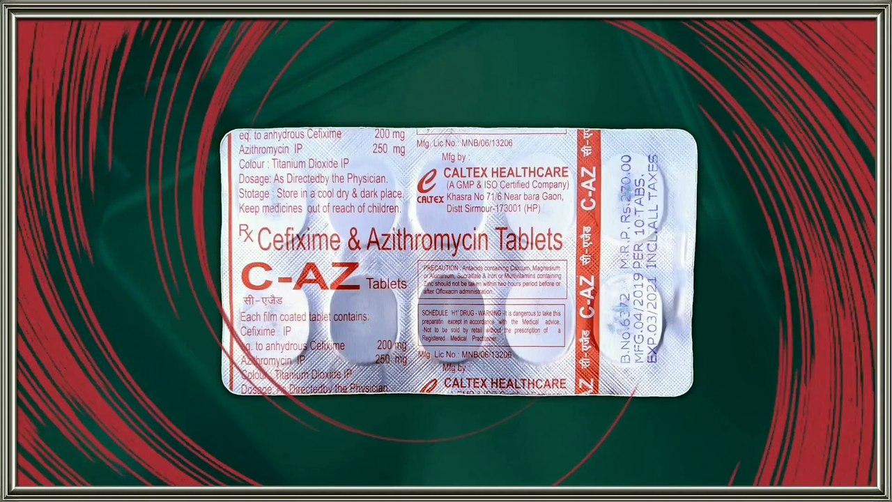 azithromycin side effects spotting