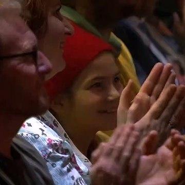 Burhan G - Kalder mig hjem | Det store Juleshow med Burhan G ~ TV2 Danmark