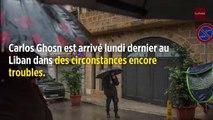 Carlos Ghosn : le Japon condamne sa fuite « injustifiable »