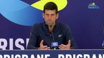 "ATP Cup 2020 - Should we cancel Australian Open ? Novak Djokovic : ""If the health of the players is at stake..."""