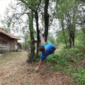 Guy Cringes in Pain After Backflip off Tree Goes Wrong