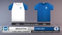 Match Preview: Brighton vs Chelsea on 01/01/2020