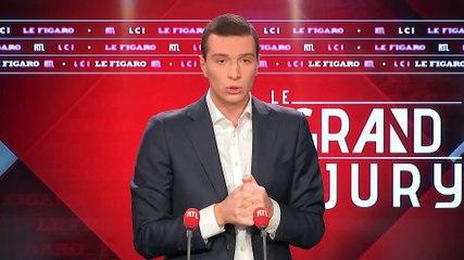 Jordan Bardella - RTL & LCI dimanche 5 janvier 2020