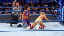 Bayley vs. Lacey Evans-  WWE Fights SmackDown LIVE, May 28, 2019