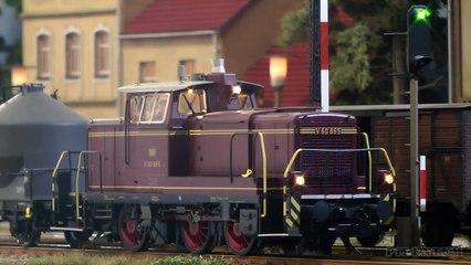 Locomotive diesel à l'échelle 0 - Une vidéo de Pilentum Télévision - Modélisme ferroviaire, trains miniatures, maquettisme et chemin de fer