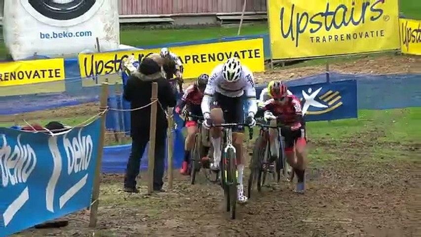 DVV Trofee - Mathieu van der Poel wins in Brussels