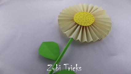 DIY Tissue Paper Flower Tutorial - video dailymotion | 240x426