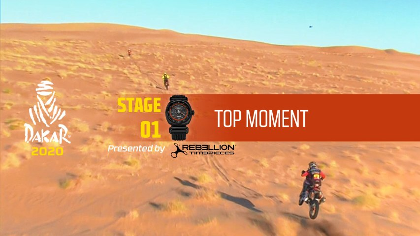 Dakar 2020 - Étape 1 / Stage 1 - Top Moment by Rebellion