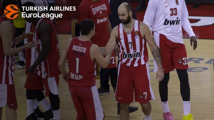 EuroLeague stars toast Spanoulis
