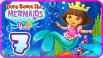 Dora the Explorer- Dora Saves the Mermaids Part 7 (PS2) The Silly Sea