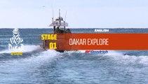 Dakar 2020 - Stage 1 - Dakar Explore