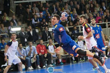 Handball | Interview : Ludovic Fabregas après France - Danemark (30-31 / GL 05/01/20)