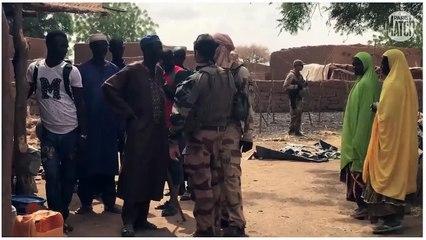 Vidéo exclusive : Niger, en mission avec les commandos parachutistes