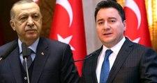 Cumhurbaşkanı Erdoğan'dan Ali Babacan'a faiz tepkisi: Talimatı IMF'den alıyorlardı