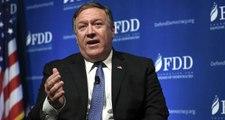 """ABD Dışişleri Bakanı Pompeo İran'a yönelik saldırıların devam edebileceğini belirterek, """"Vuracağımız tüm hedefler yasal hedefler olacak"""" dedi"""