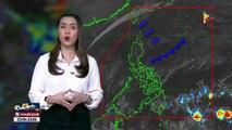 PTV INFO WEATHER: Walang anumang sama ng panahon sa loob at labas ng PAR