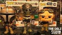 The Mandalorian & IG-11 Star Wars Funko Pop Barnes Nobles Exclusive & Kuiil  Review #TheMandalorian